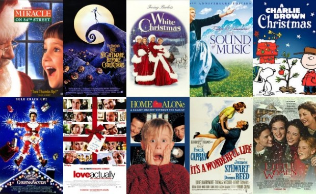 FAVORITE CHRISTMAS MOVIES | Brad Goreski | Official Site