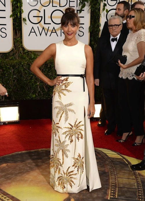 rashida-jones-golden-globe-awards-2014
